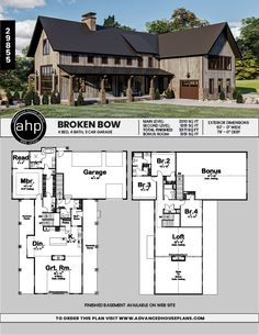 Metal House Plans, Pole Barn House Plans, Mountain House Plans, Pole Barn Homes, Barn Plans, New House Plans, Dream House Plans, House Floor Plans, Custom House Plans