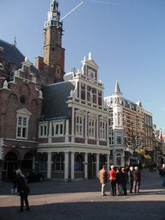 Facades of Haarlem