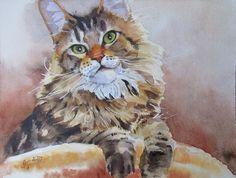 cat by DaWanda