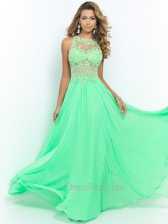 Blush Prom 9936 Lace Evening Gown from Dress Prom