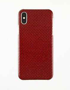 Carbon fiber phone cases - iPhone X Red Aramid fiber case iPhone X, Apple Iphone Phone Cases, Carbon Fiber, Apple, Red, Apple Fruit, Apples