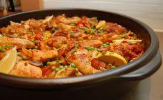 A tökéletes egytálétel - Csirkés paella | Femcafe