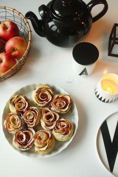 Ciasto francukie i jabłka