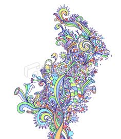 whimsical illustration tattoo - Google Search