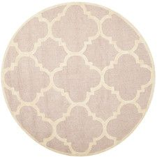 Round Rugs - Rug Shape: Round, Recommended Use: Indoor | Wayfair