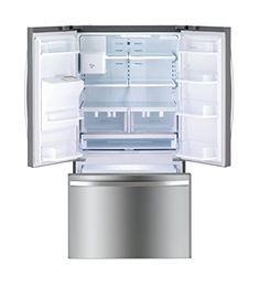 Amazon.com: Kenmore 73045 25.6 cu.ft. French Door Refrigerator with Bottom-Freezer in Stainless Steel with Active Finish, includes delivery and hookup (Available in select cities only): Appliances