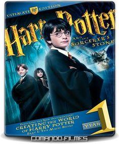 Harry Potter e a Pedra Filosofal – AV-FA (2001)  2h 40 Min Título Original: Harry Potter And The Sorcerer´s Stone Gênero: Aventura | Fantasia Ano de Lançamento: 2001 Duração: 2h 40 Min. IMDb: 7.5 Assisti - MN 9/10 (No Pin it)