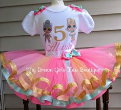 Lol surprise Dolls birthday outfit Kitty Queen and Luxe Lol Doll Birthday Cake, Funny Birthday Cakes, Girls Birthday Party Themes, Birthday Party Outfits, Barbie Birthday, Birthday Tutu, Mermaid Birthday, Girl Birthday, Birthday Parties