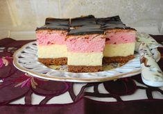 Sandwich Cake, Sandwiches, Sweets Cake, Cheesecakes, Vanilla Cake, Cooking Recipes, Cupcakes, Chocolate, Baking