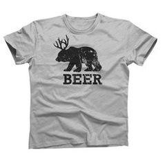 Beer Grey Tshirt