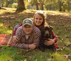 Our family pictures with our dog ❤️