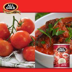 Delicious All Gold braai relish Tomato Sauce, Onion, Beef, Gold, Recipes, Meat, Tomato Gravy, Onions, Recipies