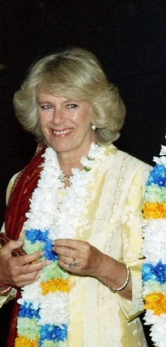 Camilla Duchesse de Cornwall