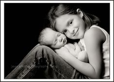 Siblings Newborn picture