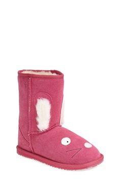 EMU+Australia+'Little+Creatures+-+Pink+Rabbit'+Boot+(Toddler,+Little+Kid+&+Big+Kid)+available+at+#Nordstrom
