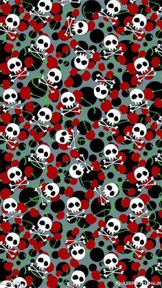 Dark Background Wallpaper, Background Pictures, Background Patterns, Wallpaper Backgrounds, Badass Wallpaper Iphone, Skull Wallpaper, Cellphone Wallpaper, Halloween Backgrounds, Halloween Wallpaper