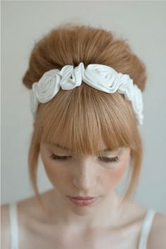 Dazzling hairstyle