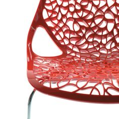 Our main product for Color + Couture KC 2012: Loewenstein's Caprice chair.