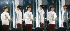 131019 Exo | Exo-k & Exo-m | - D.O. DO Kyungsoo & Luhan Lulu Xiaolu At Beijing  #SMtown #Concert #fantaken