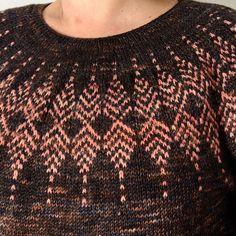Okay last one😜#celosiassweater by Jenn Steingass @knit.love.wool knitted with #oneofakindyarns_merino dk a wonderful beginner friendly… Crochet Ideas, Stitches, Knitting Patterns, Wool, How To Make, Diy, Fashion, Moda, Stitching