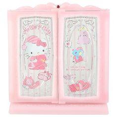 5639836e48 Three mirror ☆ Sanrio cute interior series black cat DM services  impossibility shiningly desk Hello Kitty
