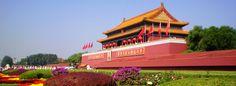 Visit China this summer! June 28 - July 18, 2016