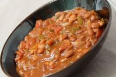 Thick and Hearty Pinto Bean Chili/ FatFree Vegan Kitchen (minus dried chilis - use option suggested) Chili Recipes, Soup Recipes, Whole Food Recipes, Vegetarian Recipes, Cooking Recipes, Healthy Recipes, Pinto Bean Chili Recipe, Garden Vegetable Soup, Meat Recipes