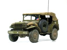 WC56 Command Car by Huang He (AFV Club 1/35)