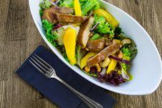 Chicken Mango Salad for a Healthy Paleo Lunch Chicken mango  Mein Blog: Alles rund um die Themen Genuss & Geschmack  Kochen Backen Braten Vorspeisen Hauptgerichte und Desserts # Hashtag