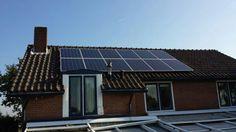 Kwintsheul, 3000 wp, 12 yingli solar met enphase micro omvormers