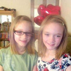 Daisy & Phoebe Tomlinson(: the twins(: