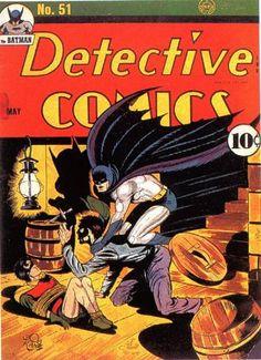 Resultat d'imatges de detective comics 51