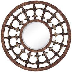 1840-B Antique Copper Mirror - $219.95
