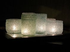 How to make Epson Salt Mason Jar Lanterns  http://recycledawblog.blogspot.com/2012/12/how-to-make-epson-salt-mason-jar.html    With Imbolc, Valentines day and Ostara / Easter coming up many of you are looking for easy Crafts to do with kids  well this is Easy and Fun Project