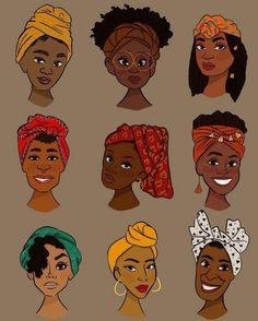 New Braids Afro Head Wraps Ideas Hair Wrap Scarf, Hair Scarf Styles, Curly Hair Styles, Natural Hair Styles, Afro Hair Wrap, Scarf Head Wraps, Turbans, Scarf Hairstyles, Cool Hairstyles