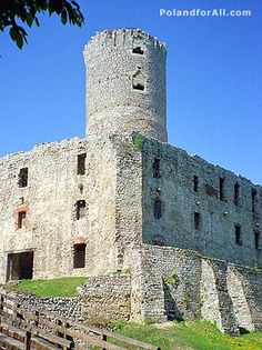 babice-lipowiec-castle, Poland