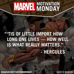 #MarvelMotivationMonday by marvel