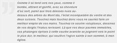 Top 10 des textes littéraires qui parlent de chatte (ou de con, pour le dire avec classe): Louis Aragon, Le con d'Irène