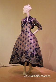 Couture Allure Vintage Fashion: Exhibit Highlights - Brooklyn Museum
