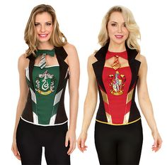 "Affordable Harry Potter ""Corsets"" For Every Hogwarts House"