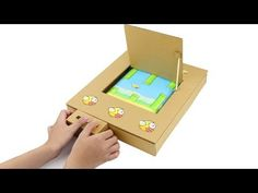How to Make Amazing Flappy Bird GamePlay from Cardboard - YouTube