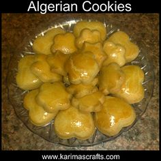 algerian cookies recipe