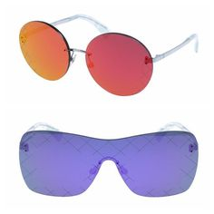 New Chanel models at our centre! Get yours at @opticalh #sunglasses #summer #chanel #colorful #trendy #new #best #luxury #like #folowus #fashion #runway #igers #eyewear #sun Han llegado a la tienda los nuevos y exclusivos modelos de @chanelofficial para este verano! #gafasdesol #verano #color #lujo #siguenos #nuevo