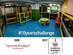 Για το #10yearschallenge έχουμε να πούμε πολλά! Αλλάξαμε την εμφάνιση μας, με το νέο μας #λογότυπο, φέραμε τις #γεύσεις μας σπίτι σας με το www.tiganiesdelivery.gr και  αναβαθμίσαμε τον #παιδότοπο μας για να χαίρονται περισσότερο οι μικροί μας φίλοι!  Αυτό που δεν άλλαξε όμως, είναι η #ποιότητα, η #γεύση και η #αγάπη σας!  📍Καυταντζόγλου 12, έναντι ΕΡΤ3 📍Κατούνη 3 Λαδάδικα  #ΤηγανιέςΣχάρες #μπες_στο_ψητο #αγαπαμε_το_κρεας #Ψητοπωλείο #Θεσσαλονίκη Bar Cart, 10 Years, Challenges, Furniture, Home Decor, Xmas, Decoration Home, Room Decor, Home Furnishings