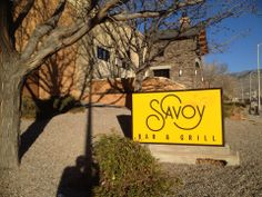 "Abundant and beautiful California Wine Country in Albuquerque's Northeast Heights. Welcome to ""Savoy""! A sun-filled, unpretentious but sophisticated, wine-friendly restaurant."