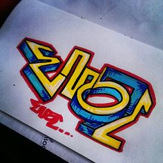 #Graffiti #3d