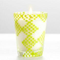 Pineapple Cilantro Boho Candle - Demi $14.50