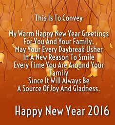Top 20 Happy New Year 2016 Images, Greetings and Quotes