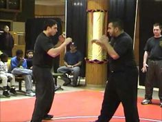 Empty Hand Arnis Boxing Drills with Sifu Guro Peter Vargas - YouTube