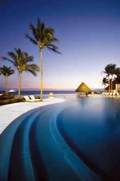 Infinity Pool @ Grand Velas Resort & Spa, Riviera Nayarit in Mexico
